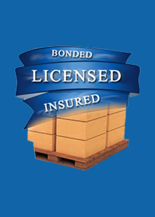 Licensed, Insured and Bonded